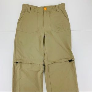 TNF Markhor Convertible Pants Shorts